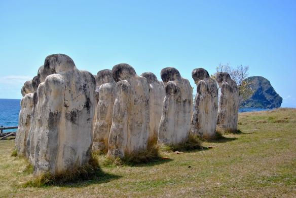 Monument du Cap 110 - Anse Cafard