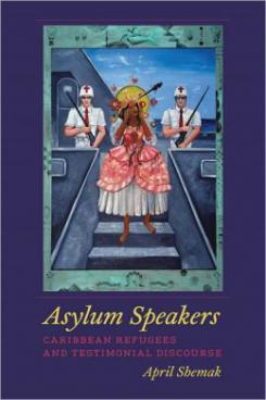 Cover of Asylum Speakers