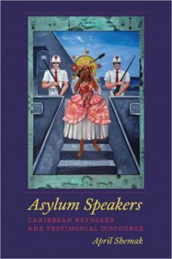 Cover of Asylum Speakers