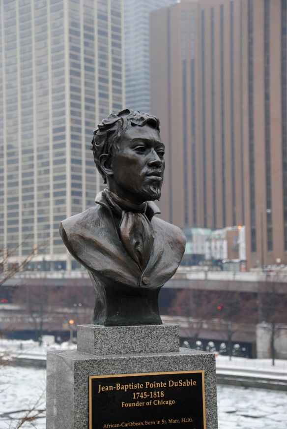 Jean Baptiste Point du Sable - Founder of Chicago
